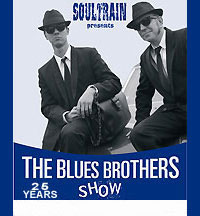 Logo Blues Brothers Show - Soultrain